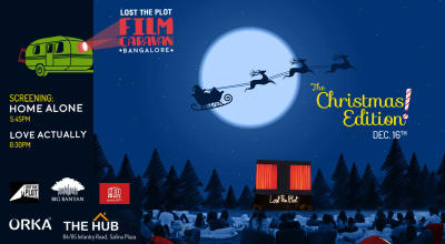 LTP Film Caravan Open Air Cinema: Christmas Edition