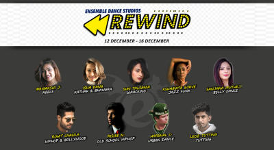 Rewind 2018 - Dance Camp