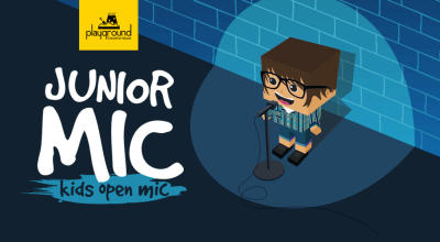 Junior Mic - Kid's Open Mic