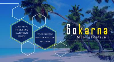 Gokarna Music And Lantern Festival   New Year Eve 2019
