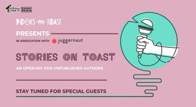 Stories on Toast: An Open Mic for Unpublished Authors