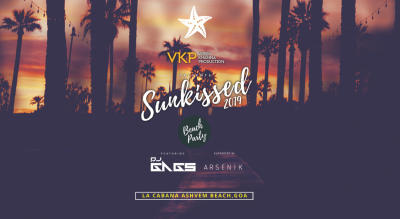 VKP Presents Sunkissed 2019 New Year's Eve Party at La Cabana, Goa