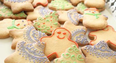 Christmas Cookie Decoration Workshop