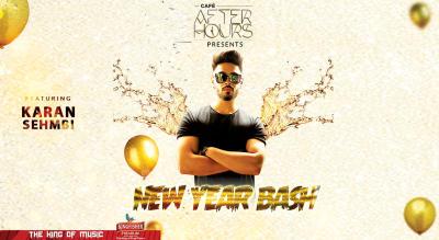 New Year bash 2019