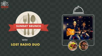 Sunday Brunch With Live Music by Lost Radio