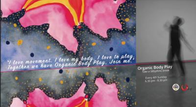 Organic Body Play - A 5Rhythms Exploration