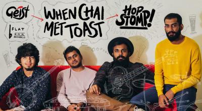 Geist's Winter Craft Beer Launch ft. When Chai Met Toast