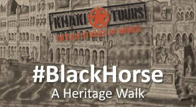 #BlackHorse by Khaki Tours
