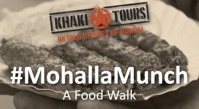 #MohallaMunch by Khaki Tours