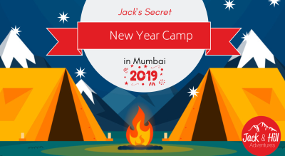Jack's Secret New Year Camp in Mumbai