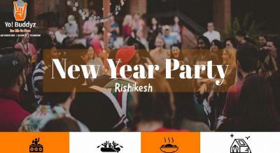 New Year Party Rishikesh