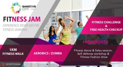 Fitness Jam