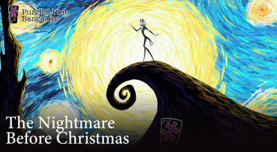 The Nightmare Before Christmas - Puzzled Pint Bangalore - December 2018
