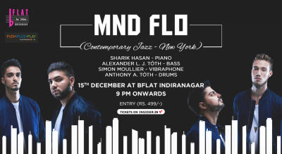 MND FLO (New York) - Contemporary Jazz