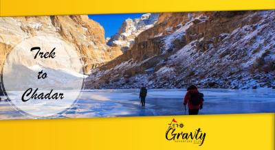Chadar Frozen River Trek – The Most Glamorous Trek