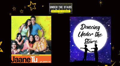 Under the Stars: Screening of Jaane Tu Ya Jaane Na