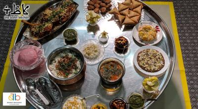The Thaal Travels and Comes To Bombay Brasserie