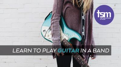 True School: Foundation Guitar Course