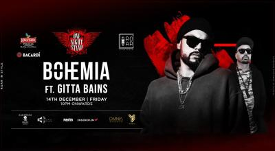 Bohemia Live in concert