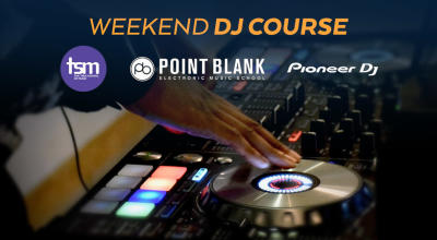 True School: Weekend DJ Course certified by Point Blank Music School, London