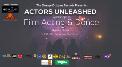 Actors Unleashed | An Acting Workshop At Highland