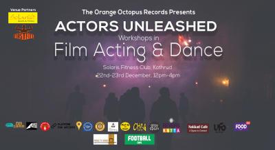 Actors Unleashed | An Acting Workshop At Solaris Club