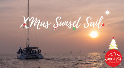 X'Mas Sunset Sail