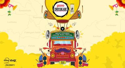Gaana Crossblade Music Festival, Chandigarh