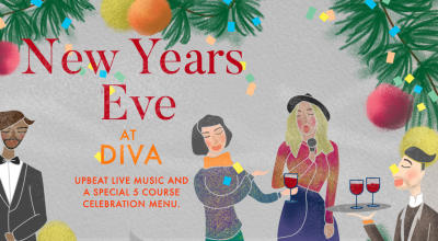 cheer in the new year at diva italian