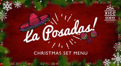 La Posadas – Christmas Set Menu