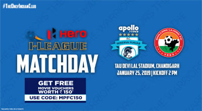 Hero I-League 2018-19: Minerva Punjab FC vs Shillong Lajong FC