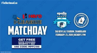 Hero I-League 2018-19: Minerva Punjab FC vs Neroca FC