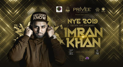 New Year Eve at Privee