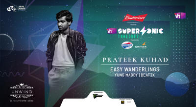 VH1 Supersonic Takeover feat. Prateek Kuhad