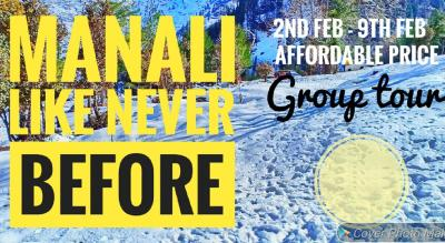 Manali Group Tour (Youth Special)