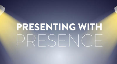 Presenting with Presence by Maynard Leigh Associates
