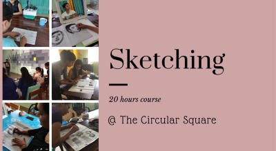 Sketching | 20 hour course