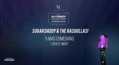Sugar Daddy & The Rasgullas!