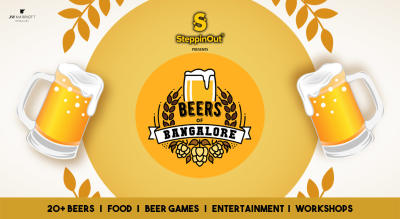 SteppinOut presents Beers of Bangalore