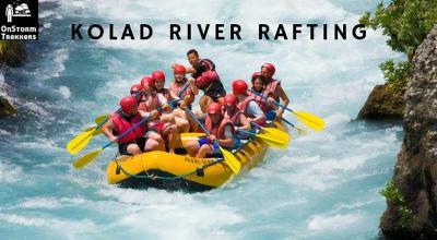 Kolad River Rafting by Onstorm Trekkers