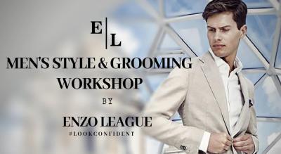Men's Style & Grooming Workshop