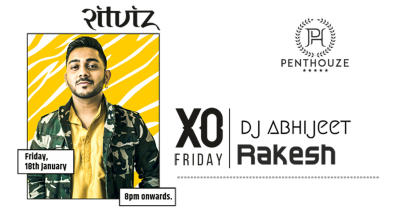 XO Friday featuring RITVIZ