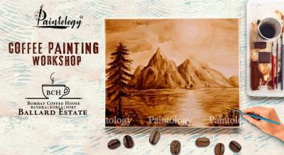 Coffee Painting Workshop by Paintology