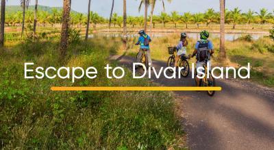 Escape to Divar Island