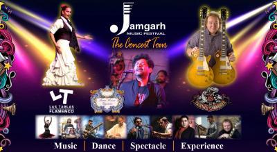 Jamgarh Music Festival Concert Tour | Goa