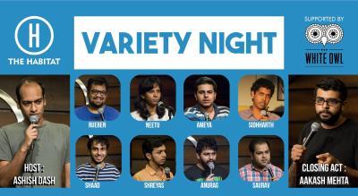 Variety Night