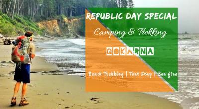 Republic Day Weekend Getaways - Gokarna