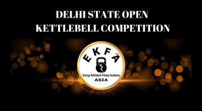 Delhi State Open Kettlebell Competition