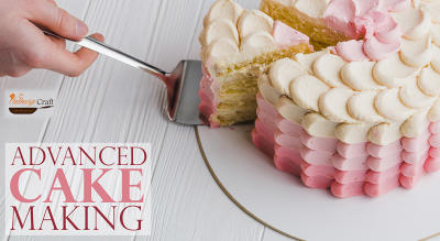Certificate Course In Advance Cake Making (7 Days)