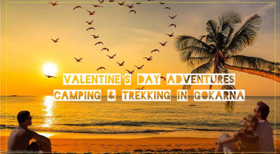 Valentine's Day Special Camping And Trekking In Gokarna